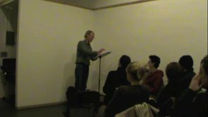 Stephen Ratcliffe at Counterpath