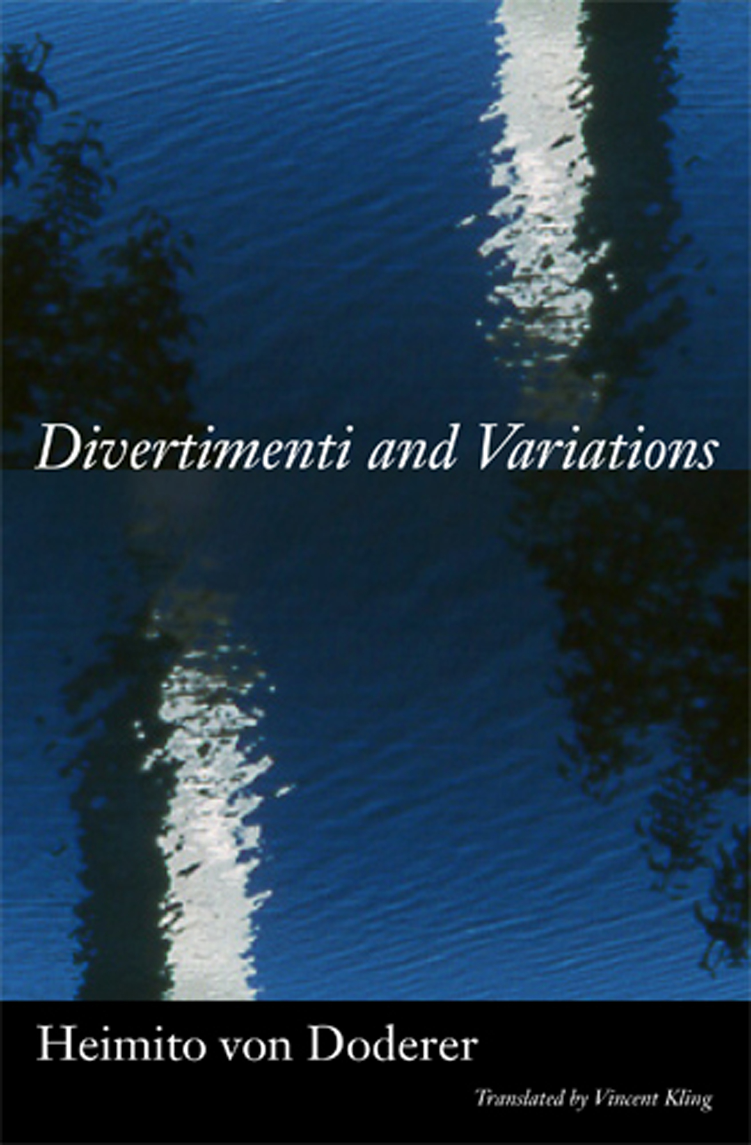 Divertimenti and VariationsHeimito von Doderer