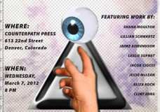 New Ages: Screening and Launch of Incite: Experimental Media #3, March 7, 2012