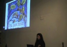 Worm Work: A Talk with Janelle Schwartz, Saturday, March 23, 2013