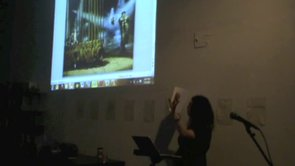 The Opera-Installation-Performance of GAle GAtes: A Talk with Daniella Vinitski, July 6, 2013