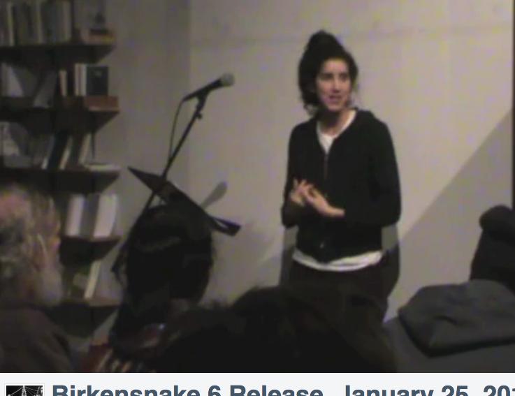 Birkensnake 6 Launch, January 25, 2014