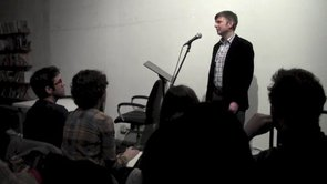 Andy Fitch: Sixty Morning Talks, February 21, 2014