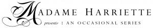 Madam_Harriette_series_logo