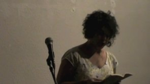 Divya Victor & Isaac Linder: Reading, May 17, 2014