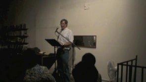 Mirror Gazing: A Talk with Warren Motte, September 18, 2014