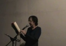 Rae Armantrout, with Brian Foley, Domietta Torlasco screening, September 24, 2014