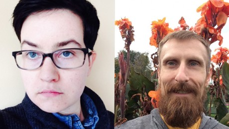 Sarah Dowling, Eric Baus, and Heather O'Brien, Friday, November 14, 7 p.m.
