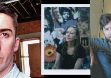 Black Ocean Press feature with Elisa Gabbert, Brian Foley, and Josh Fomon, Friday, December 2, 2016, 7 p.m.
