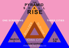 Screening: The Pyramid Shall Rise, March 3, 2017