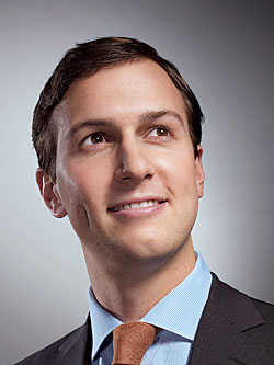 Call for curator: Jared Kushner feature
