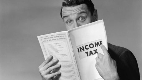 Reading of the 2018 Tax Bill, done before Christmas, 2017