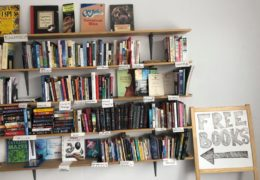 Free Bookstore